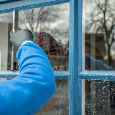 cleaning services glass and windows